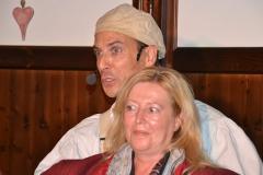 Auch das Publikum ist immer live on stage bei der Comedyjonglage mit Ullich Steybe