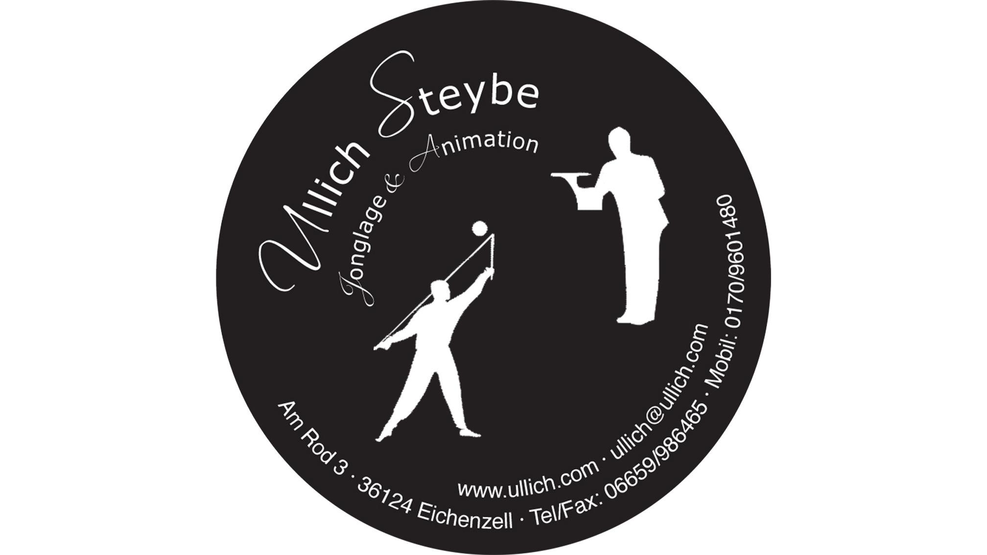 Ullich Steybe –  Spaßkellner, Walk Act, Jongleur, der Künstler für Ihr Event!
